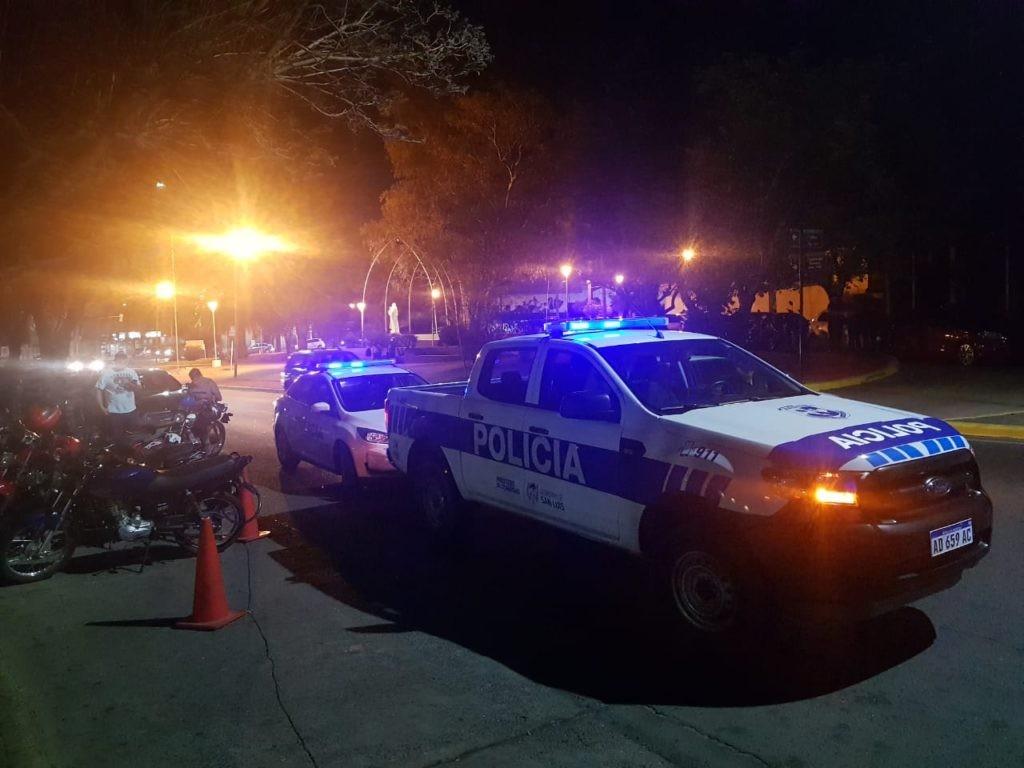 Más de 800 policías realizaron un importante megaoperativo: 18 de detenidos y 138 vehículos secuestrados
