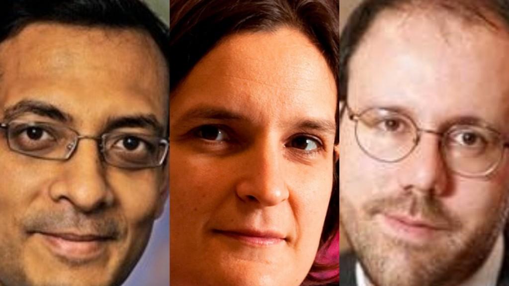 Premio Nobel de Economía 2019: lo ganaron Abhijit Banerjee, Esther Duflo y Michael Kremer