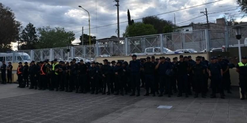 """""""Megaoperativo de Prevención"""": 27 detenidos, 123 motos secuestradas y 22 autos incautados"""