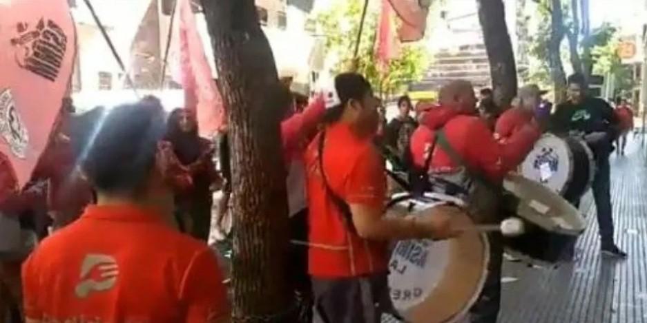 Trabajadores de PedidosYa paran por reclamo de paritarias