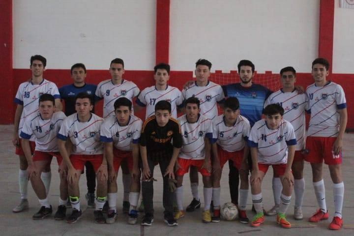 Comienzan los PlayOff de la Sub19 del Futsal