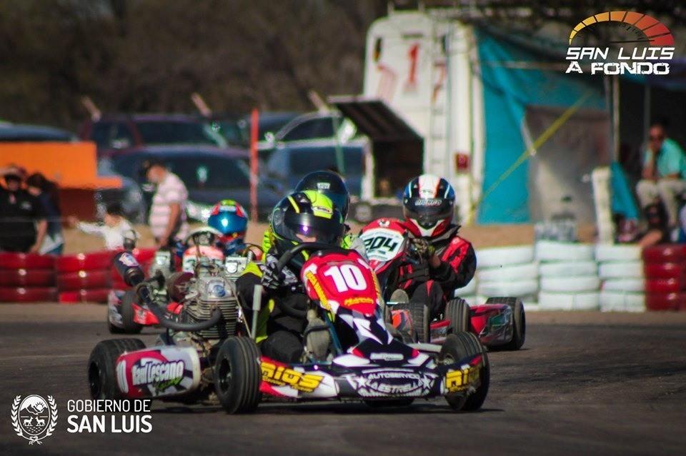 Fecha especial: Karting Puntano, Pista San Luis y Zonal 2000 Pampeano