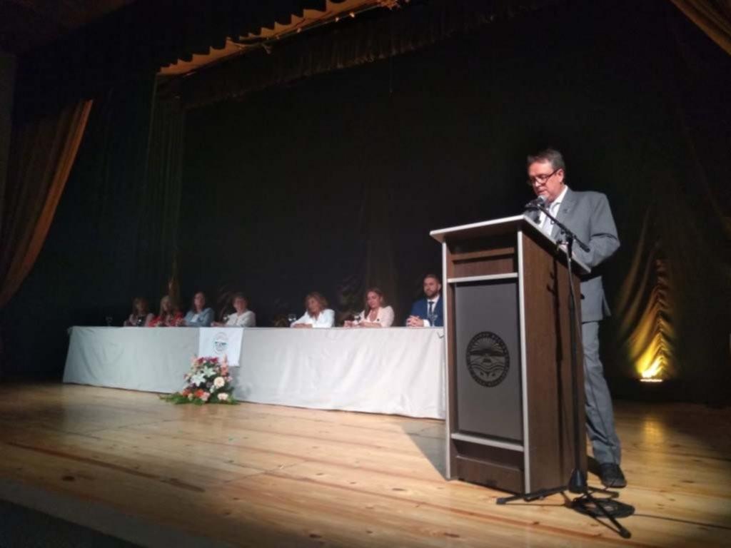David Rivarola asumió como rector de la UNViMe