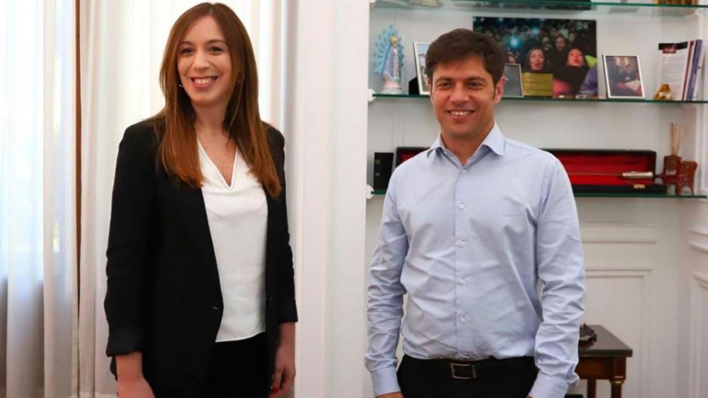 Kicillof le pidió a Vidal retrotraer el aumento tarifario