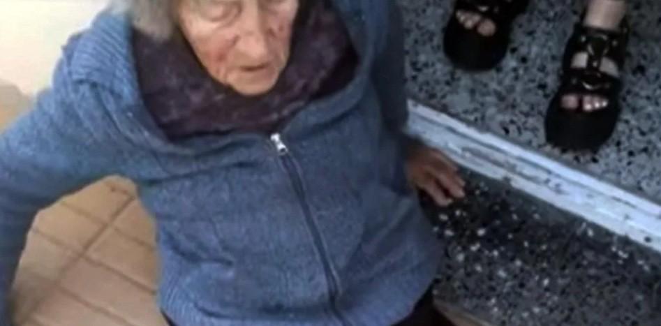 Ladrones torturaron a una anciana de 94 años para robarle