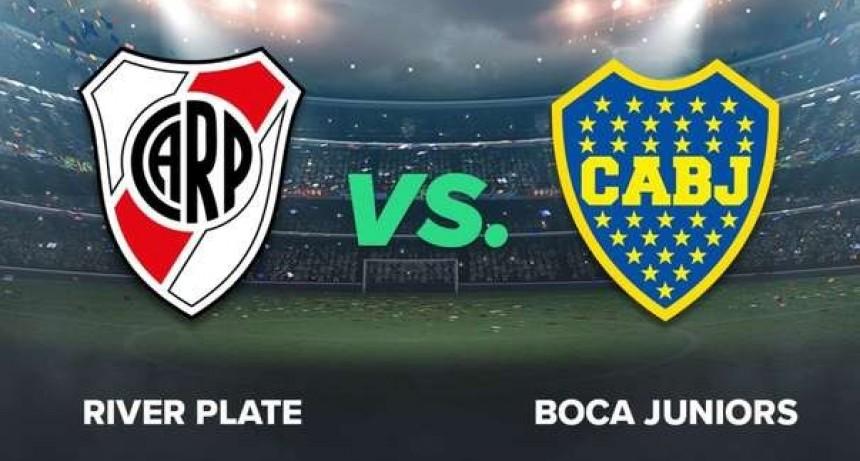 River y Boca por un nuevo cruce en la Copa Libertadores