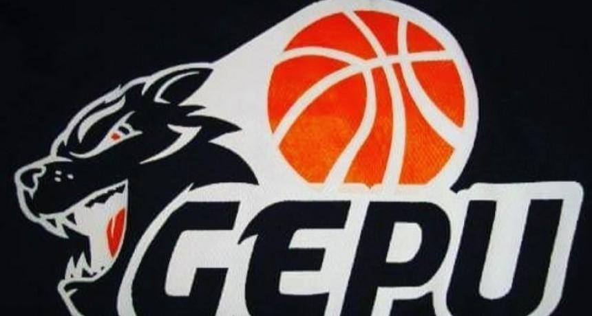 GEPU con fixture confirmado para el TFB