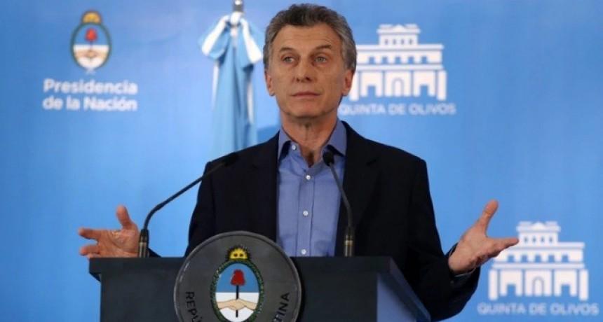 Macri comparó el duelo entre Boca y River por la Copa Libertadores con las elecciones de octubre