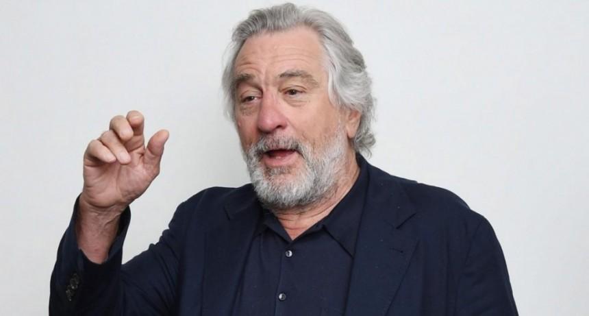 Robert De Niro, denunciado por acoso sexual