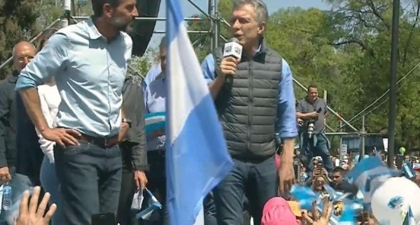 """""""Claramente a favor de las dos vidas"""": Mauricio Macri se pronunció contra el aborto"""