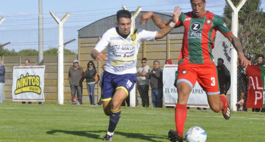 Juventud rescató un empate frente a Círculo Deportivo