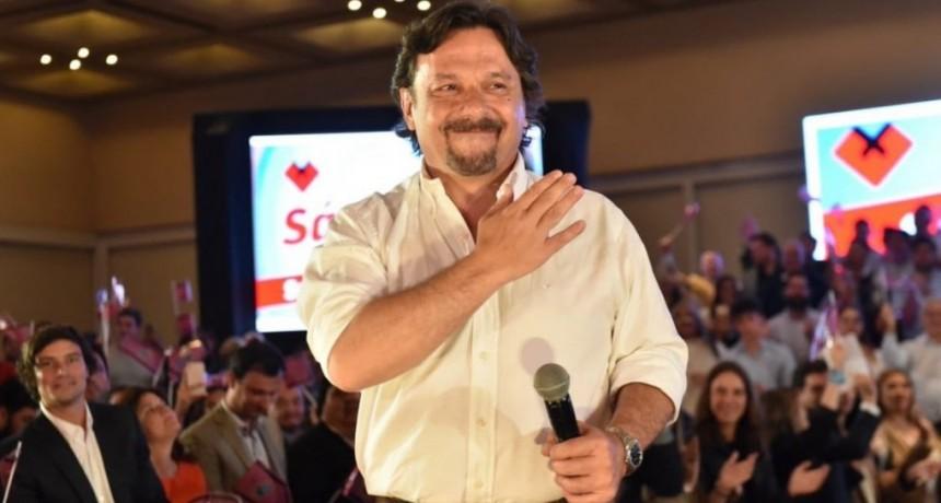El intendente de Salta, Gustavo Sáenz, se impuso en las PASO a gobernador