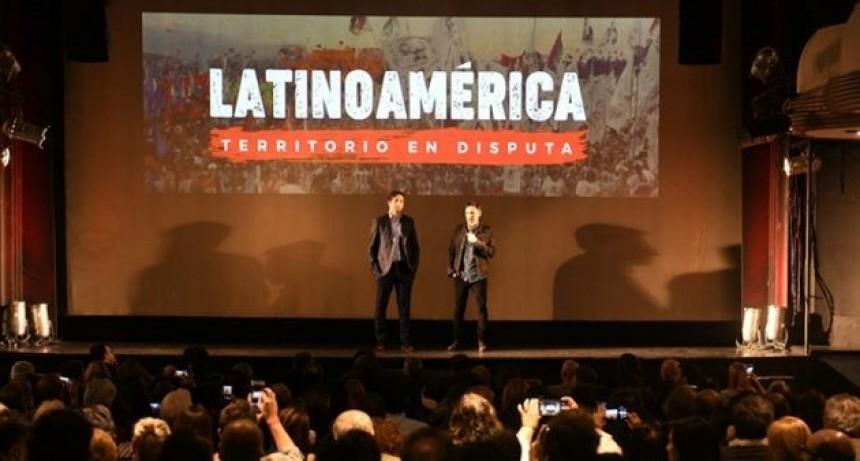 """""""Latinoamérica, un territorio en disputa"""": se presentará en el Centro Cultural Puente Blanco"""