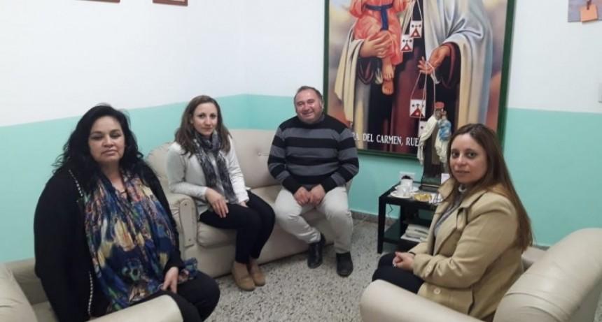 Evalúan la apertura de una sala de mediación en Villa del Carmen