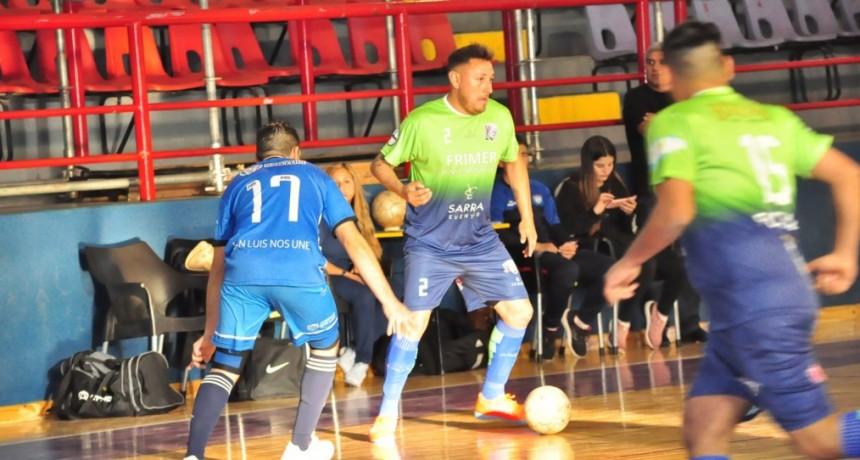Todo lo que dejó la 8va fecha del Torneo de Futsal