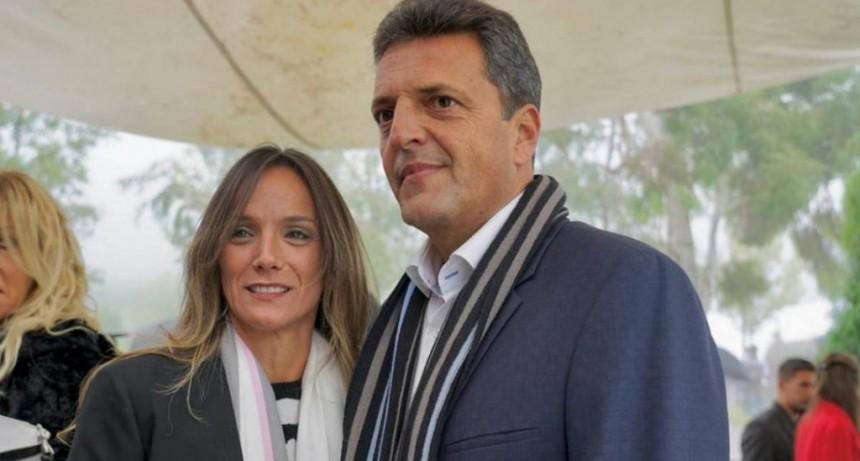 Internaron de urgencia a Malena Galmarini y Sergio Massa suspendió su campaña