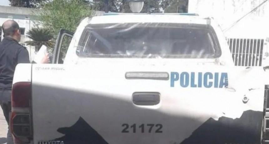 Desafectaron a mujer policía que atropelló y mató a nene de 3 años