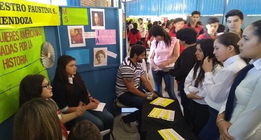 Instituciones educativas de San Luis organizan la Jornada Educar en Igualdad 2019