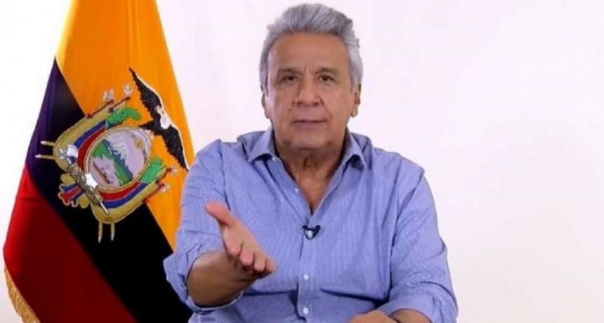 Ecuador en llamas tras el paquetazo del FMI: Lenín Moreno declaró el toque queda