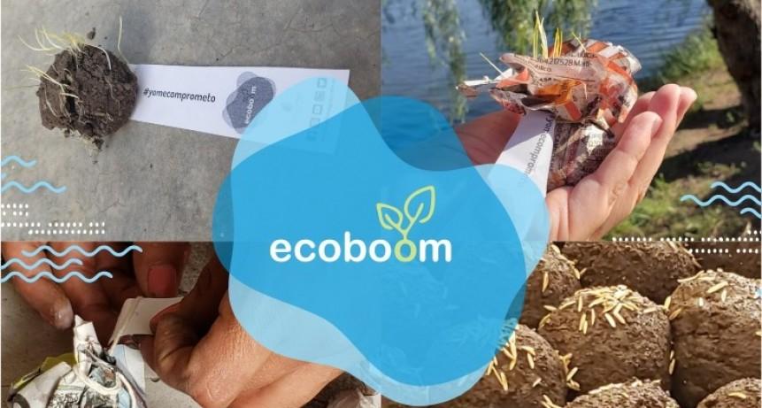 Las Ecoboom, una idea amigable con el ambiente que echa raíz entre los más chicos