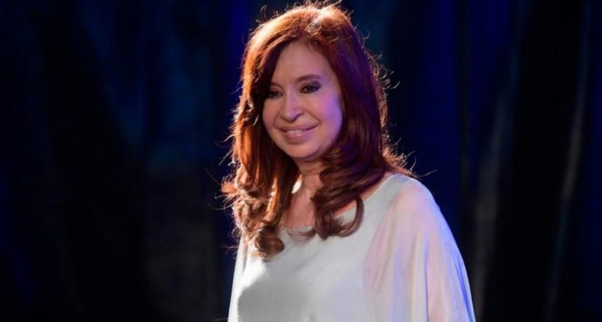 Debate presidencial: Cristina Kirchner es la única candidata a vice que no viajó a Santa Fe
