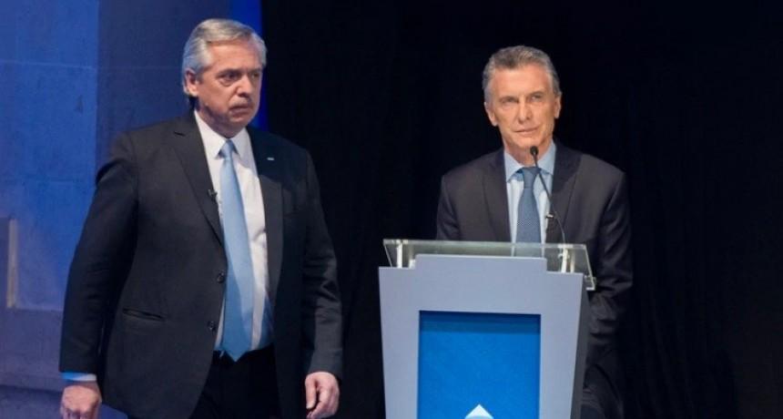Luego del debate, Mauricio Macri y Alberto Fernández continuarán con la agenda de campaña de cara al 27 de octubre