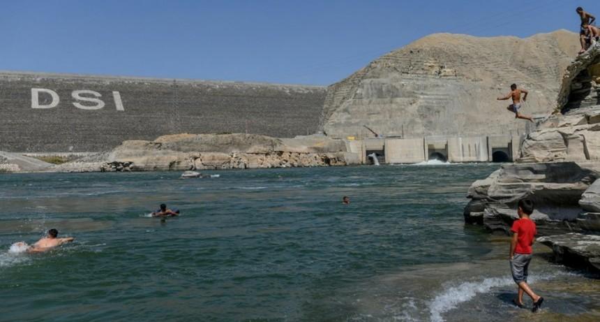 Una milenaria ciudad turca está por desaparecer bajo el agua