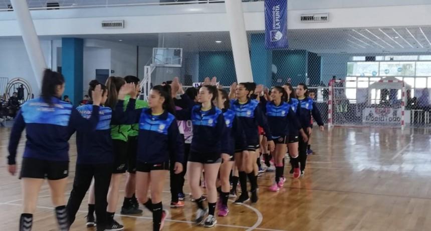 San Luis se quedó con 3 plazas en el Regional de Handball