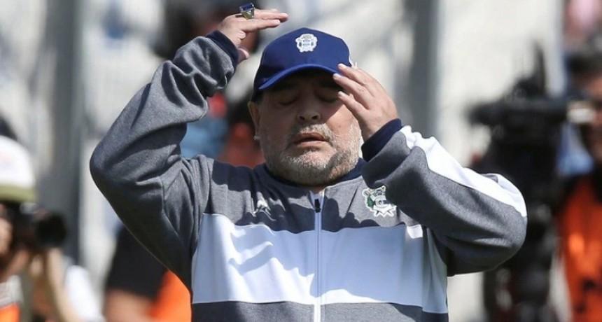 Apareció una supuesta sexta hija de Diego Maradona
