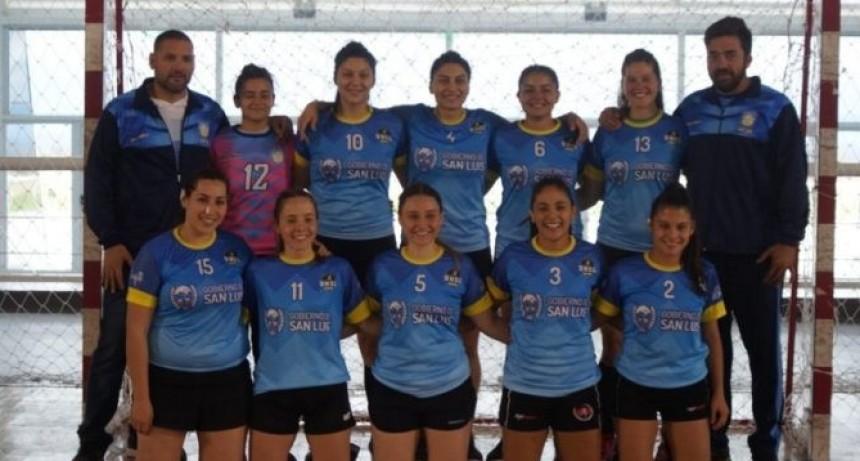 Aseba y UNSL se consagraron campeones del Regional de Handball