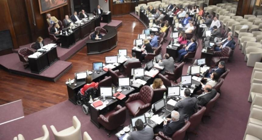 Diputados aprobaron la adhesión de la provincia a las Leyes Justina y Brisa