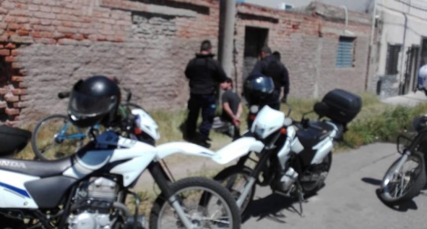 San Luis: detuvieron a un hombre que robó elementos de una camioneta