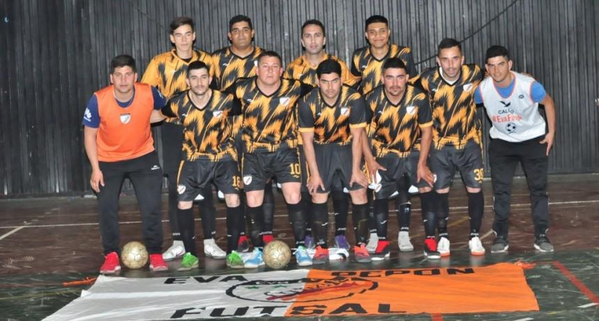 Eva Perón vs Bosteros, el clásico del Futsal