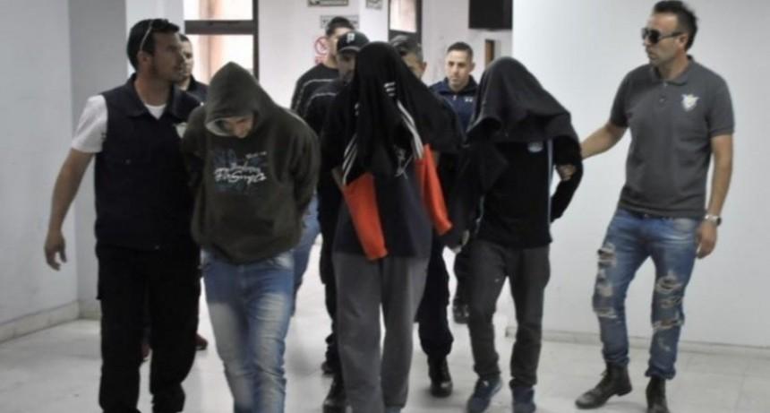 Caso Magallanes: dictaron prisión preventiva para los tres acusados detenidos por el crimen del joven