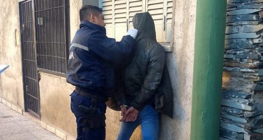 San Luis: la Policía detuvo a tres hombres en distintos procedimientos