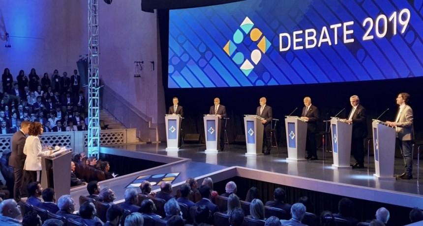 Expectativa por el segundo debate presidencial a una semana de las elecciones