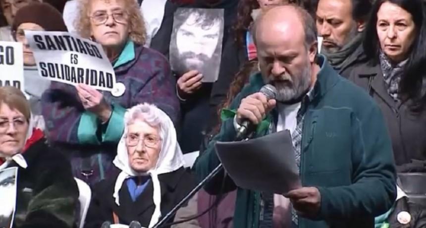 La familia de Santiago Maldonado cruzó a Macri por sus declaraciones en el debate