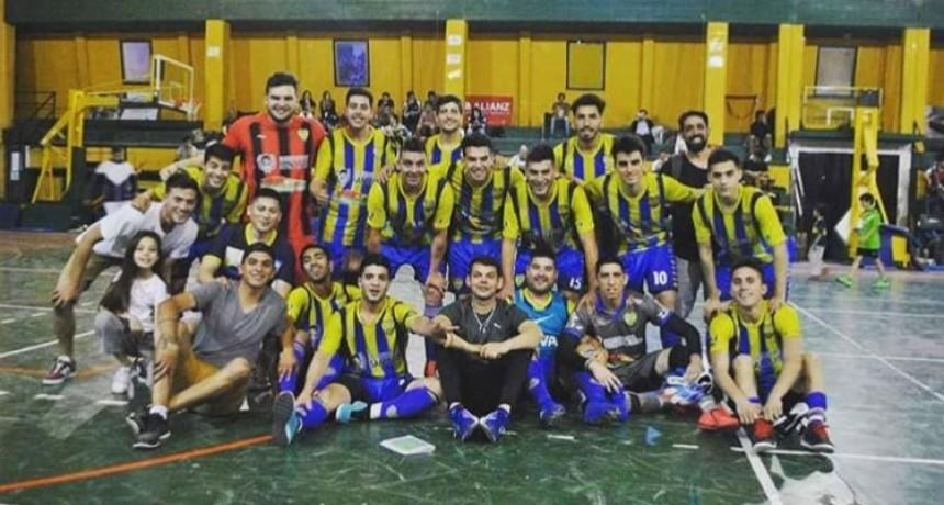 Juventud vuelve a la Primera División del Futsal