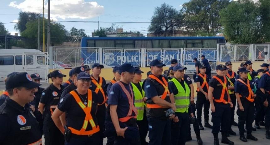 San Luis: continúan los Operativos de Prevención en la ciudad