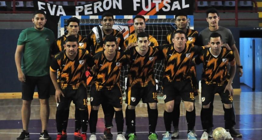 Eva Perón se quedó con el clásico del Futsal
