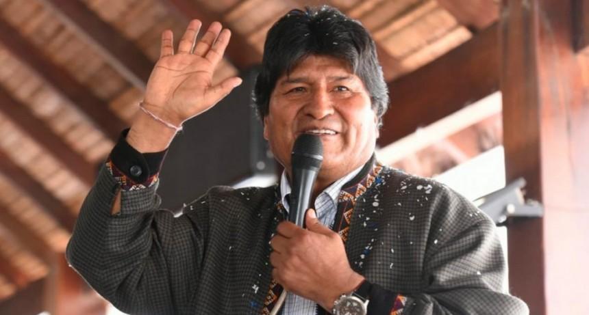 Evo Morales denunció un intento de golpe de Estado en Bolivia