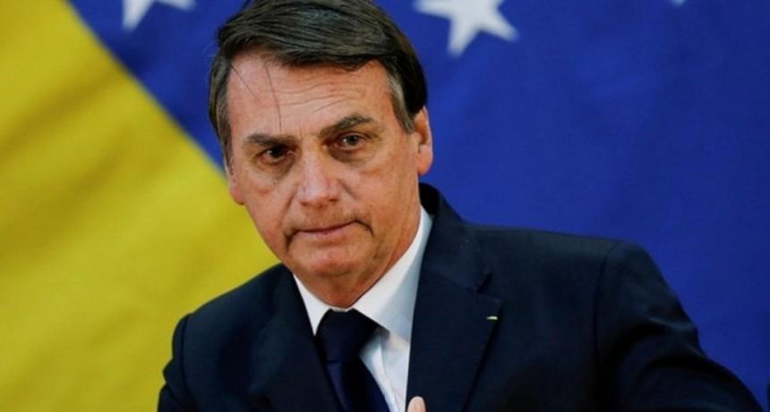 Bolsonaro amenaza con excluir a Argentina del Mercosur si gana Alberto Fernández