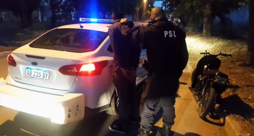 Villa Mercedes: policías recuperaron dos motos robadas