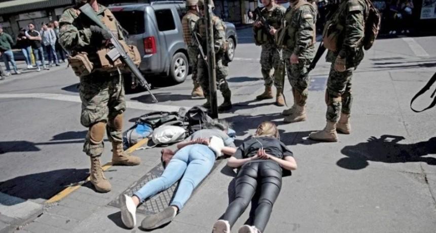 Lo que dejaron las marchas en Chile: 3100 detenidos y numerosos abusos