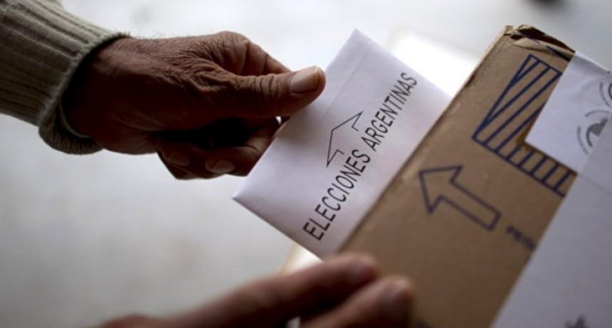 Mañana se votará en 236 establecimientos de toda la provincia