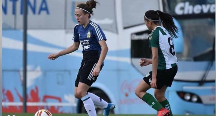 Paloma Fagiano a la Selección Argentina