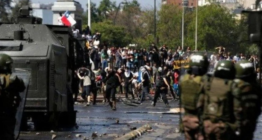 Asciende a 20 el número de muertos en Chile