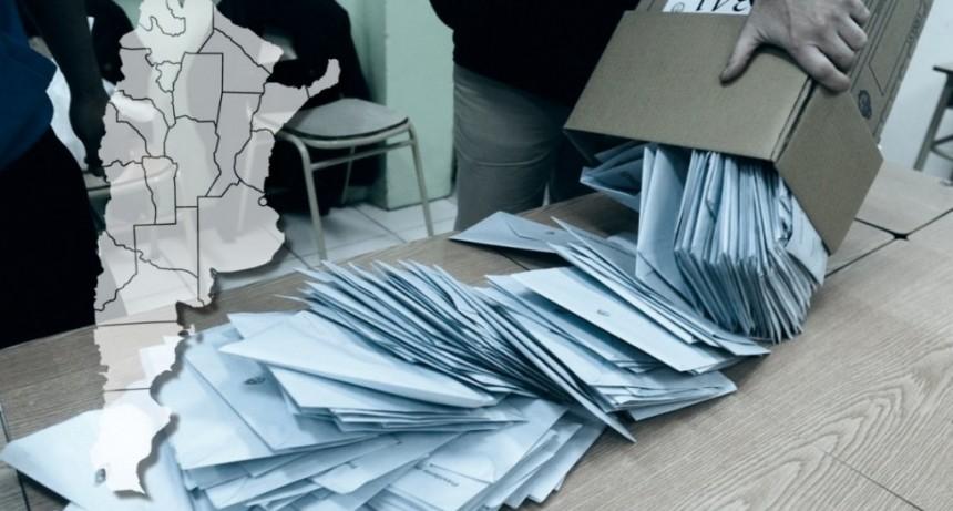 Elecciones 2019: así quedó el mapa electoral de la Argentina
