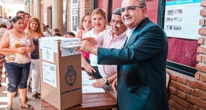 El Frente de Todos ganó en Catamarca y Raúl Jalil es el nuevo gobernador
