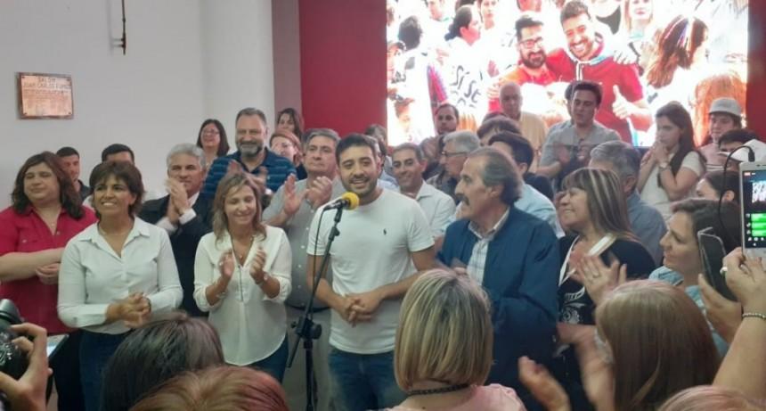 Juntos por el Cambio triunfó en San Luis